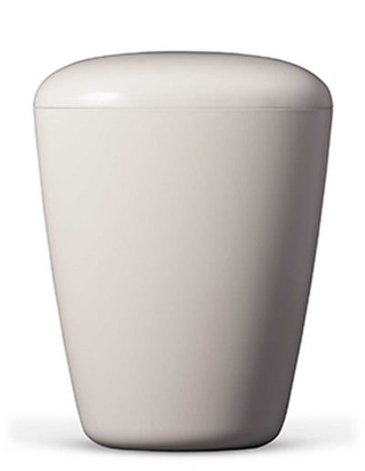 Heim hvid urne